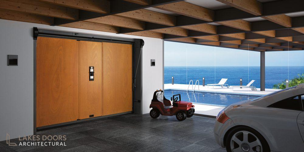 Silvelox Garage Door Inside