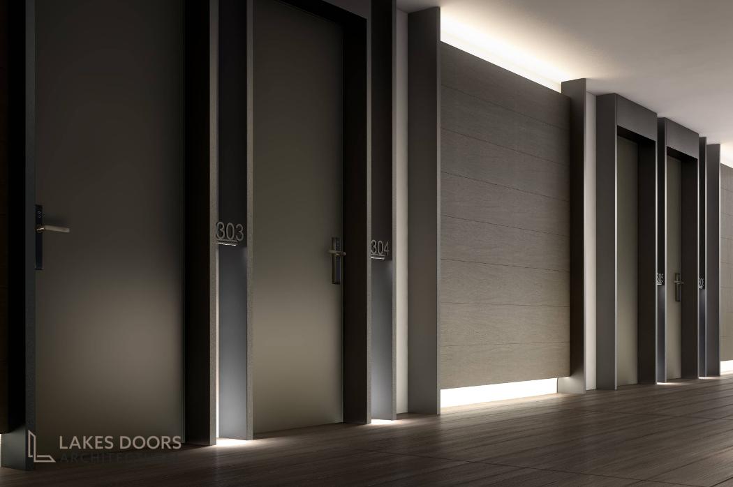 Luxury Hotel Doors
