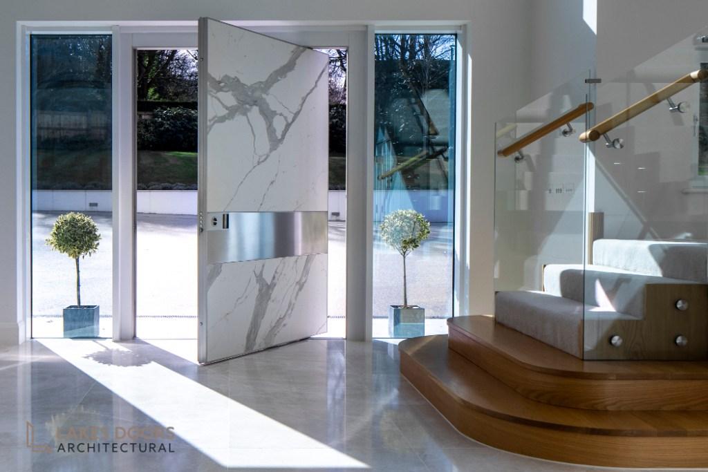 Oikos Marble Door