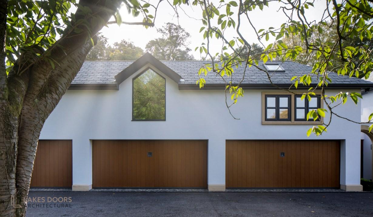 Silvelox Secur Garage Doors