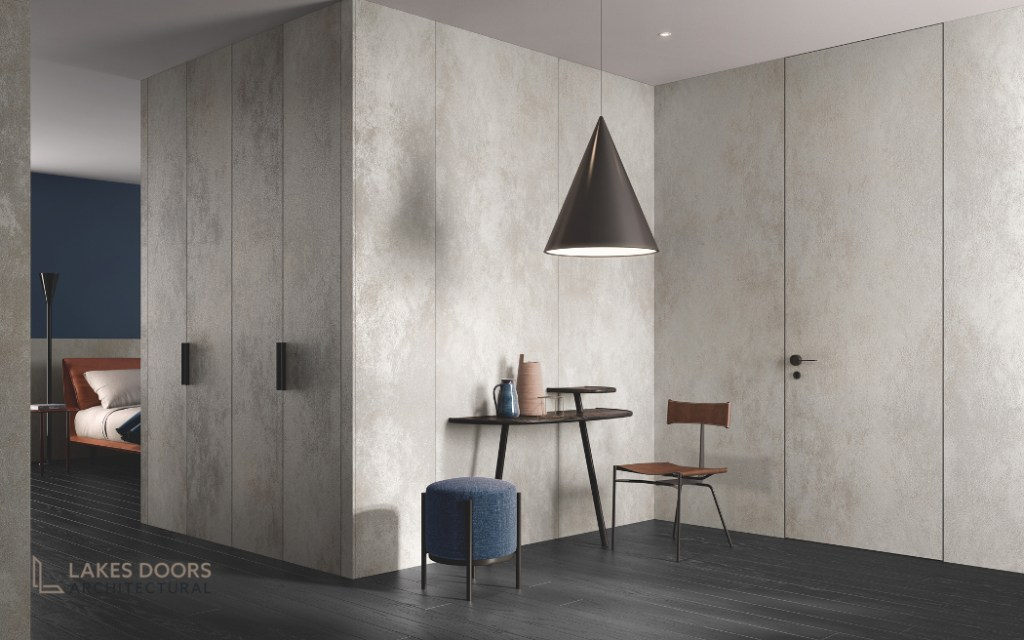 Concrete Effect Wall Panelling