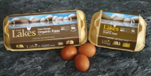 organic egg packaging