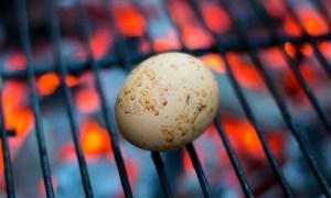 BBQ Egg recipe idea