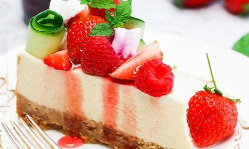 Pimms Cheesecake