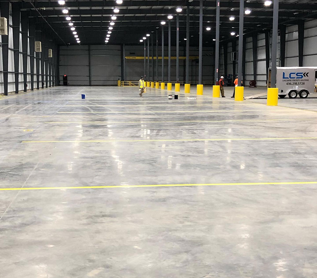 LCS warehouse