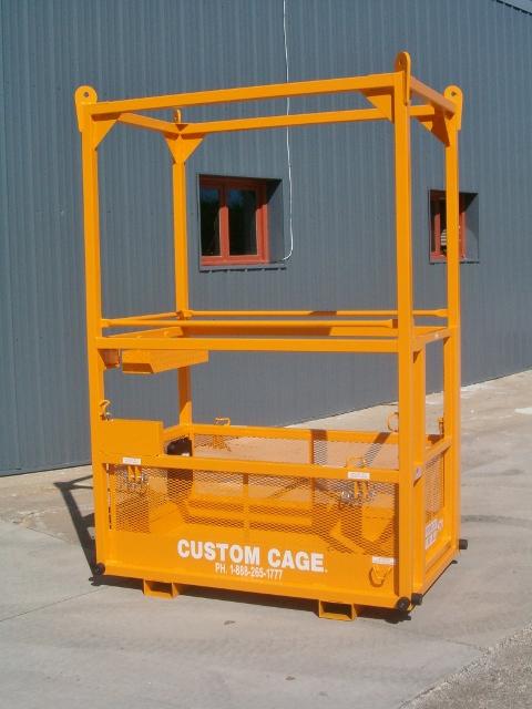 Personnel Baskets Cranes