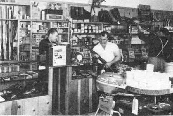 Cecil's Sporting Goods 1951