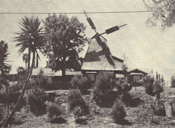 The Windmill House