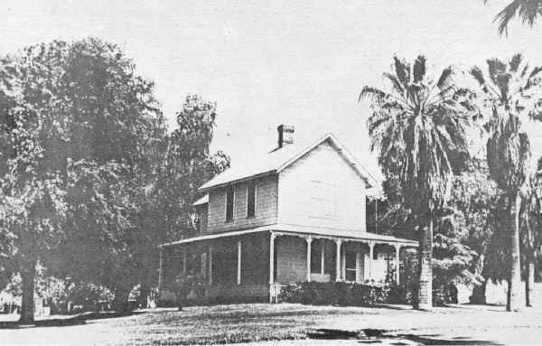 The Ferry Ranch House, Lakeside CA