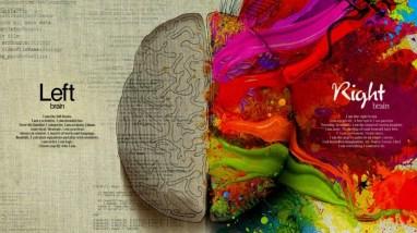 left right brain graphic