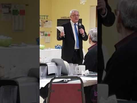 Rob Reed, PTICC Faith Leader Dinner