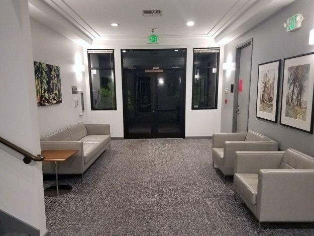 KOP building lobby