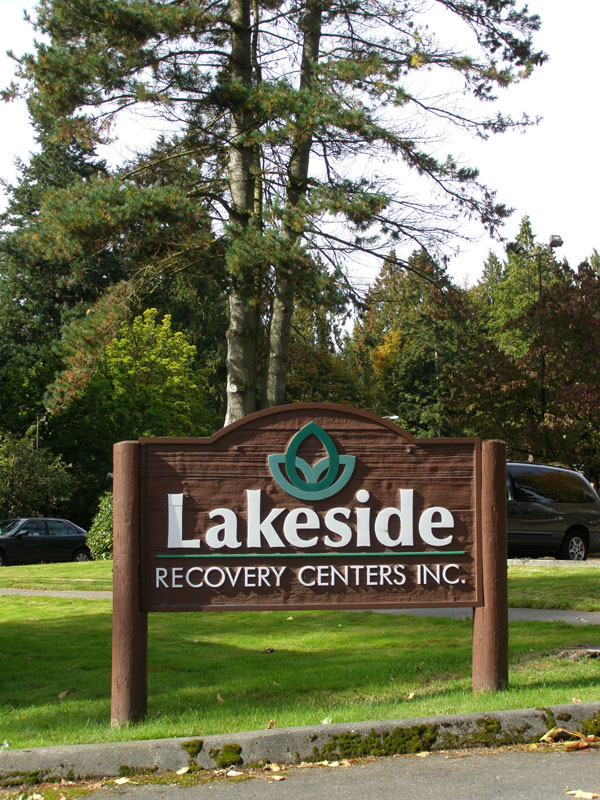 lakeside milam sign