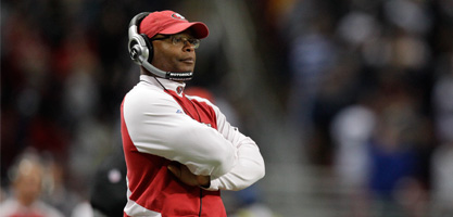 Singletary No Longer 49er Head Coach.  Jim Tomsula Named as Interim