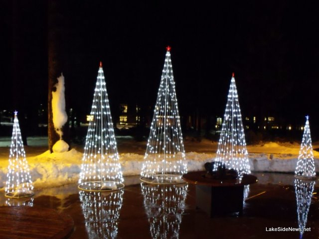 Sierra Nevada College Lights Up The Season
