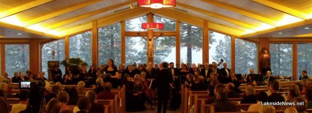 Handel's Messiah was Heavenly