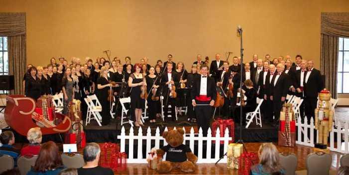 """Enjoy TOCCATA'S """"Handel's Messiah"""" In Concert This Weekend!"""