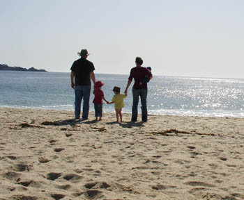 """The Kid Connection…""""Holidays: To travel or not to travel?""""~by Stefanie Pechan"""