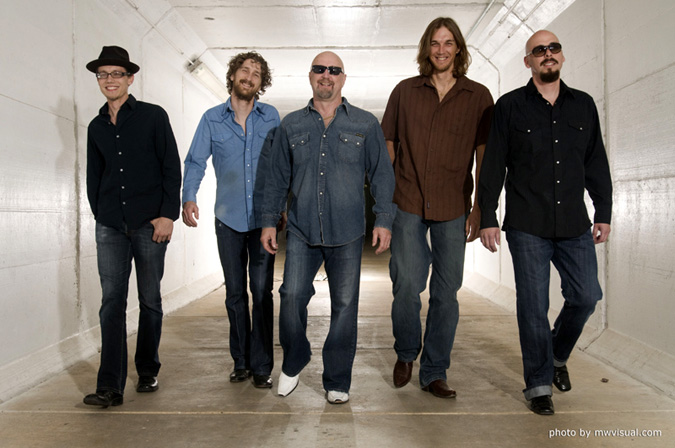 The Fabulous Thunderbirds Roll into South Lake