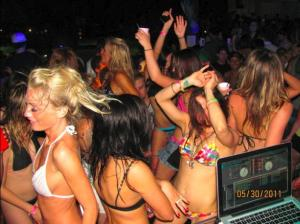 Opal Ultra Nightclub Pool Party