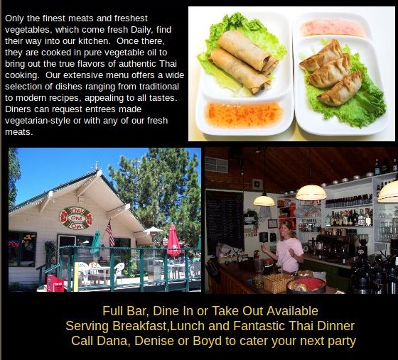 """For Great Thai Food Try """"Thai One On"""" in Stateline"""