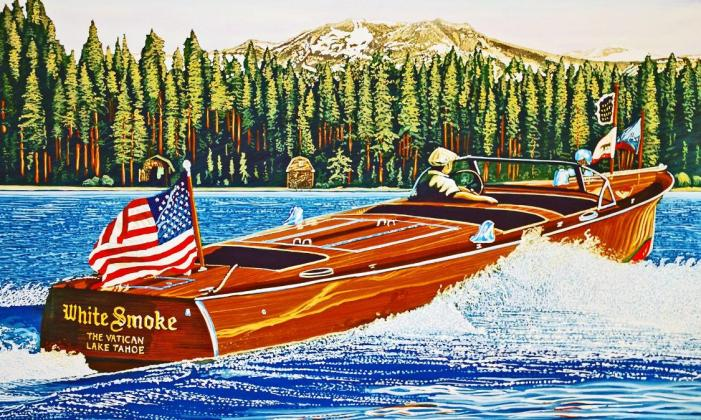 The 4th Annual South Tahoe Wooden Boat Classic July 29th and 30th