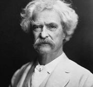 A Bit of Wisdom from Mark Twain
