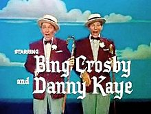 A White Christmas Reminder from Bing Crosby