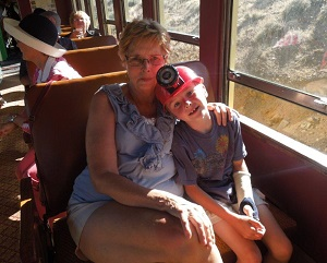 Historic V&T Railroad Opens Season With Mother's Day Wild West Train Ride
