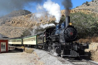 Sunday Round Trip Steam Engine Tickets 25 Percent Off