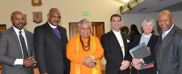 Dr. Martin Luther King Interfaith Service held in Reno