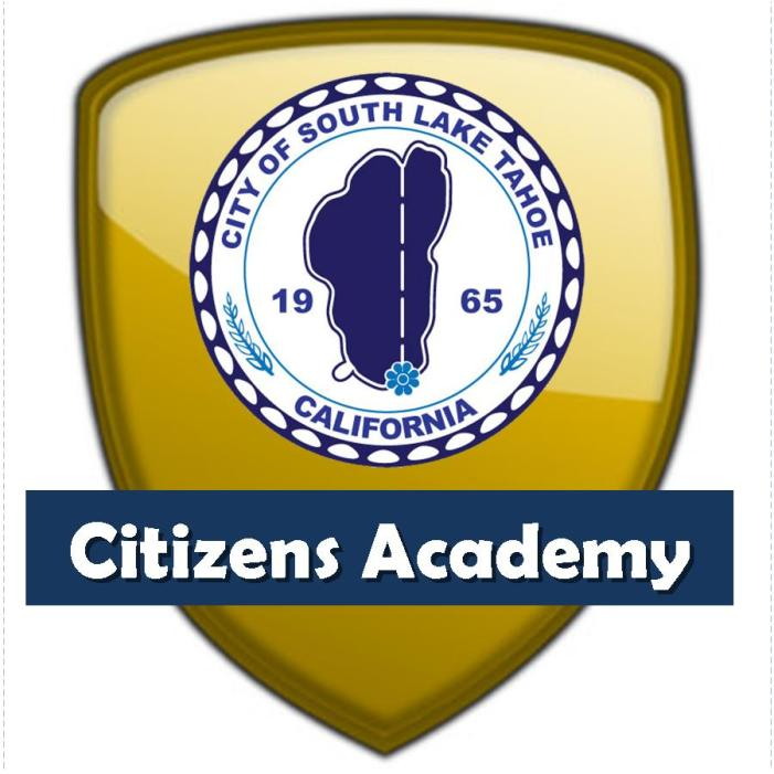 Fourth Session of Citizens Academy Graduate