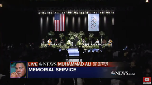 The Full Muhammad Ali Memorial Service