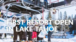 Mt. Rose Is First Tahoe Resort To Open For 2016 – 17 Season