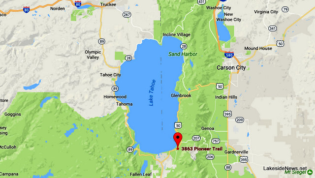Drive By Shooting In South Lake Tahoe