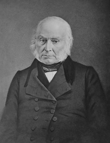 John Quincy Adams On Perseverance!