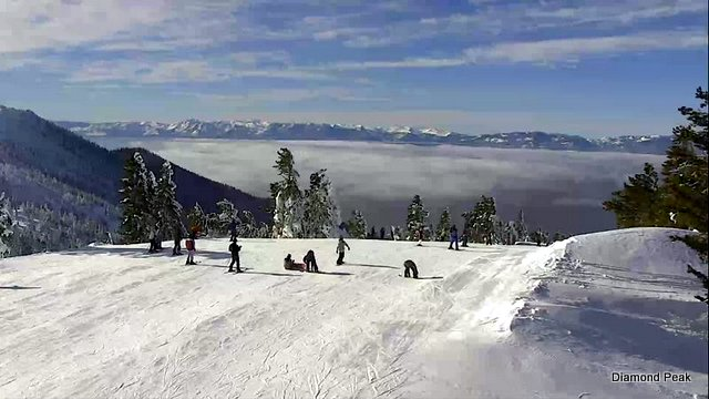 Tahoe Snow Report For January 28th, 2017!  Winter Perfection This Weekend