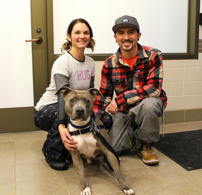 Humane Society of Truckee-Tahoe Says Stallone Going To Great Home!!