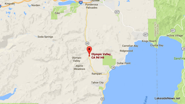 Traffic Update….Hwy 89 Near Squaw Blocked By Downed Tree
