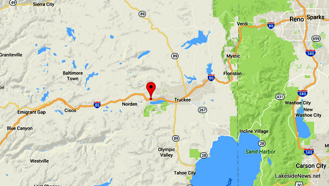 Eastbound I-80 Reopens After Mudslide, Westbound Should Reopen Soon