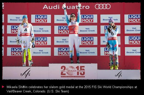 Locals…Ganong, Mancuso, Bennett, Engel, Jitloff On Alpine World Championships Team