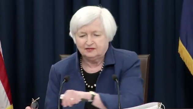 Fed Pushes Rate Up Another Quarter Point As Economy Strengthens