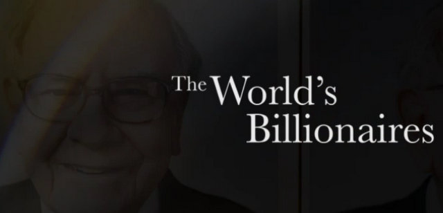 Forbes 2017 Billionaires List: Meet The Richest People On The Planet