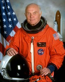 John Glenn On Happiness & A Presidential Proclamation