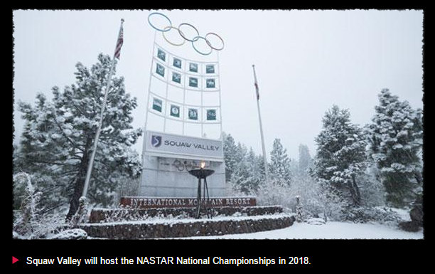 Squaw Valley | Alpine Meadows to Host 2018 NASTAR National Championships