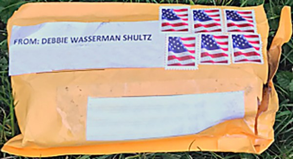 FBI on Investigation of Suspicious Bomb Packages