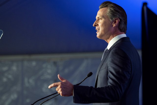 Governor Newsom to Deliver State of the State Address on Wednesday