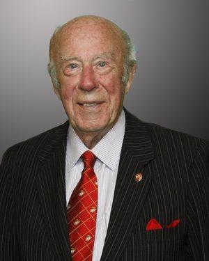 Distinguished American Statesman, 60th US Secretary of State George P. Shultz, Dies at 100