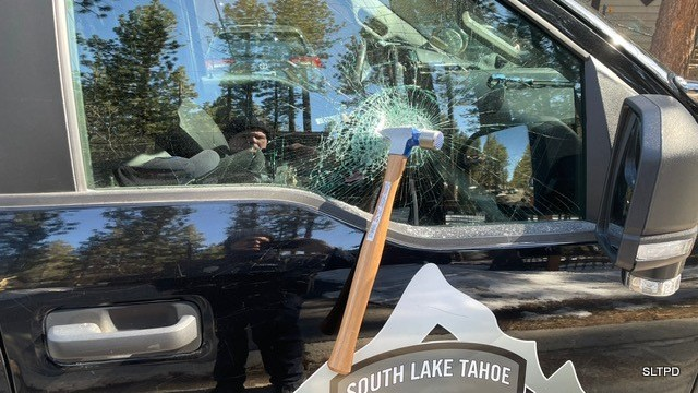 Construction Tools Become Weapons for Stabbing Suspect in South Lake Tahoe