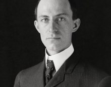 A Bit of Wisdom from Wilbur Wright